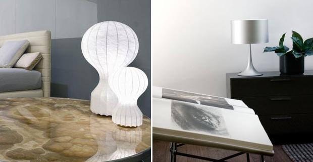 i vantaggi delle lampade design flos lampade design